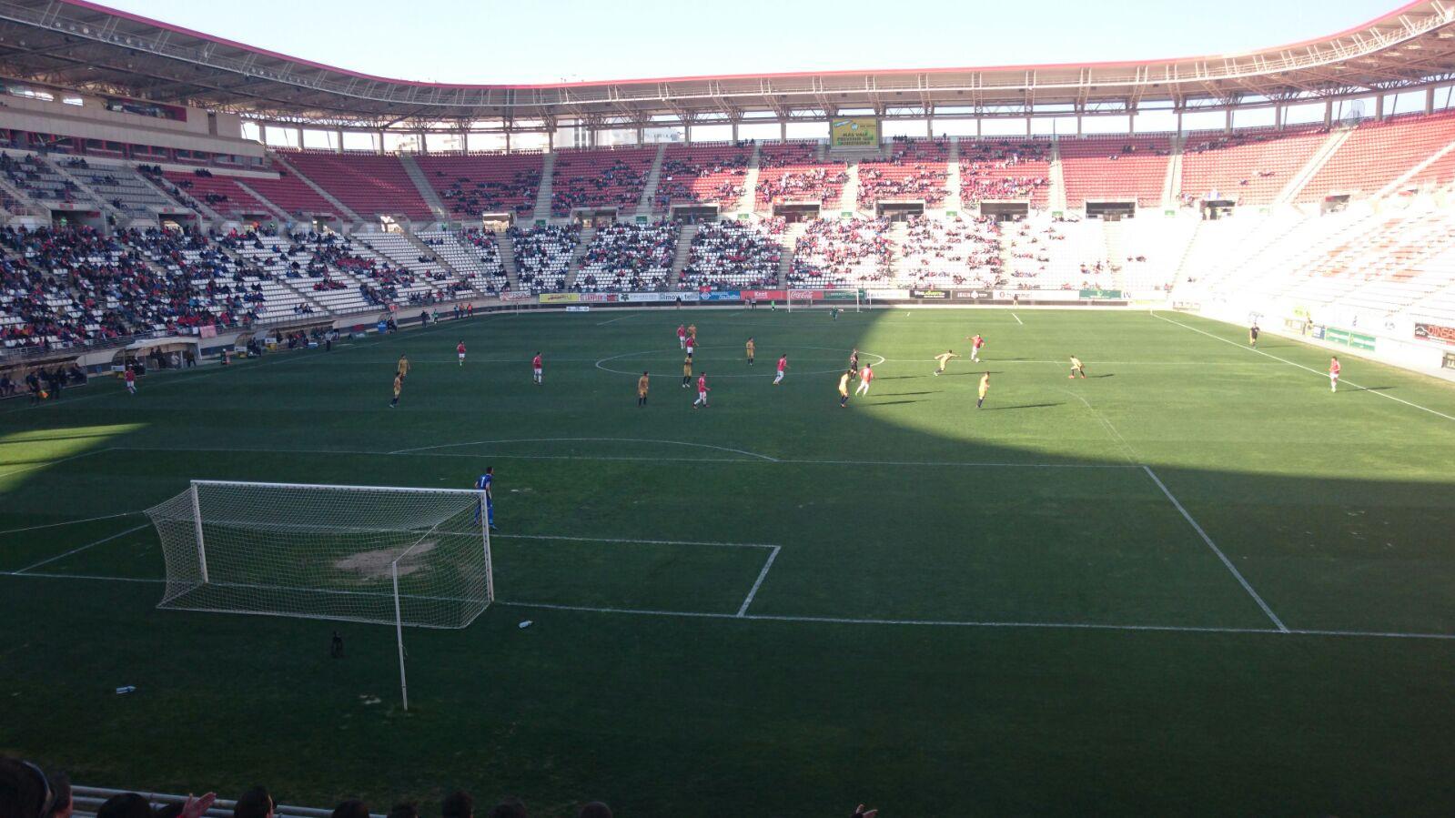 El Real Murcia no pasa del empate ante el Recreativo de Huelva aedc40f6dc7fd